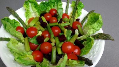 Salade de châtaignes - 6.4