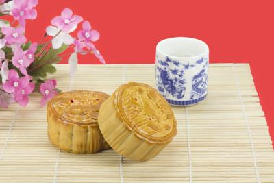 Photo : Mooncakes
