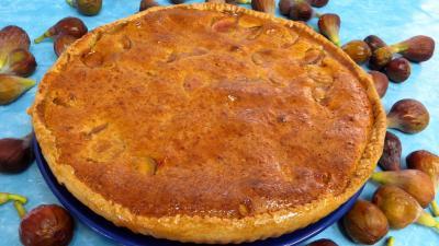 semoule de blé dur : Part de tarte à la semoule