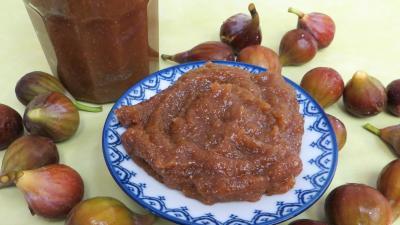 Desserts : Compote de figues aux épices