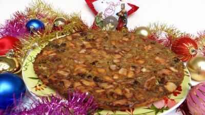 Légumes : Clafoutis au chou romanesco