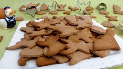 Image : recette Biscuits de Pâques à la cannelle