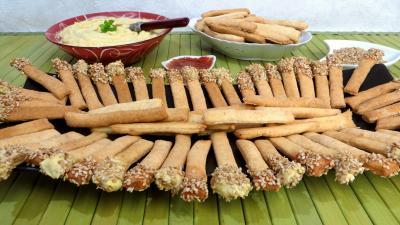 Image : Allumettes aux anchois