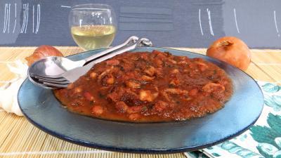 Coquillages et crustacés : Encornets à la niçoise