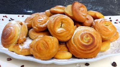 beignets sucrés : Gougnettes