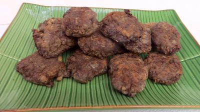 Image : recette Rempah, boulettes de viande indonésiennes