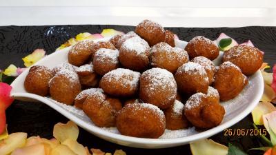 kirsch : Beignets de pommes de terre