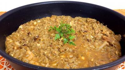 riz : sauteuse de risotto à l'oseille