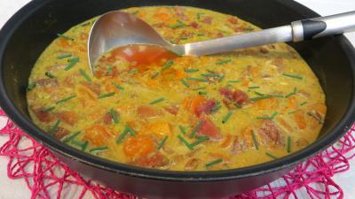 Cuisine diététique : Sauteuse de soupe à la bière