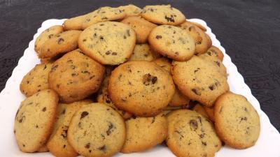 chocolat : Assiette de Cookies