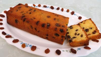cake sucré : Plat du cake anglais