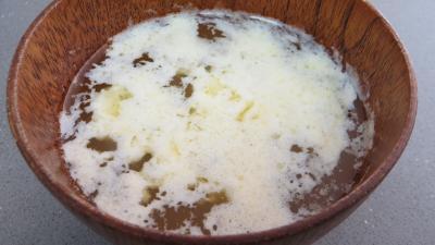 """Gâteau choco-bananes """"taupinière"""" - 3.4"""