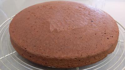 """Gâteau choco-bananes """"taupinière"""" - 5.4"""
