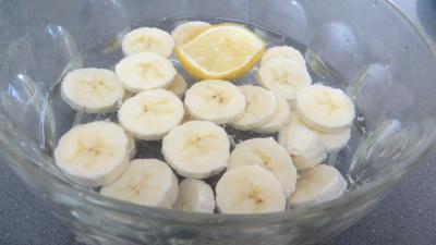 """Gâteau choco-bananes """"taupinière"""" - 7.1"""