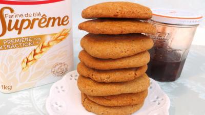 levure chimique : Cookies aux épices