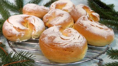 Image : Petits pains au Parmesan