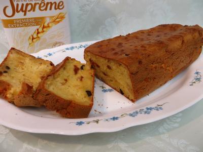 bicarbonate soude : Cake au Cheddar