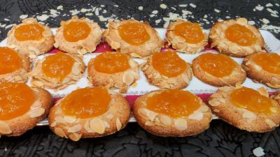 Recette Assiette d'abricotines