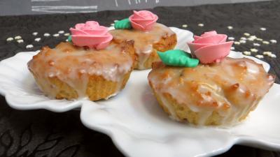 noix de coco : Cupcakes à la noix de coco