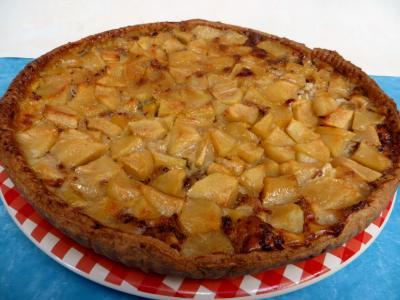cuisine aux épices : Tarte aux pommes aux épices