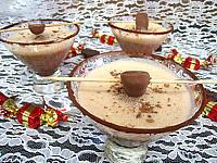 cocktail au chocolat