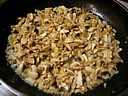 Crêpes aux champignons et au saumon fumé - 5.1