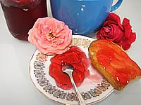 gelée de roses