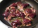 Foies de volaille en salade - 13.1