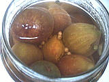 figues en condiment