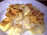 Image : Assiette de gratin dauphinois