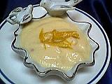 Image : Ramequin de crème au citron