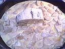 Dés de poulet au gorgonzola - 4.1