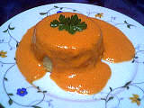 Image : Petit flan de cocos