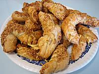 croissants à l'emmental