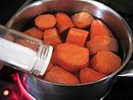 Gratin de patates douces au Chaource - 2.3