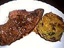 Foie de veau aux poires - 10.1