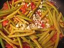 Haricots verts à la tomate - 11.2