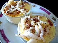 Cuisine diététique : Flans chinois de crevettes à la vapeur