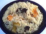 Image : recette Couscous aux fruits secs
