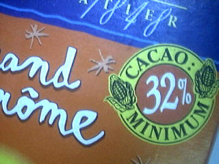 cacao 32%