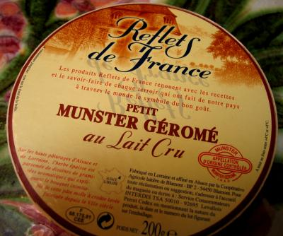 fromage munster