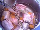 Roussette sauce au vin blanc - 4.2