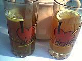 Recette Verres de thé à la cannelle