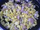 Omelette aux pommes de terre et échalotes - 3.3
