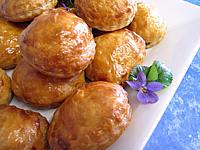 Entrecôte de boeuf : Petits pâtés de boeuf