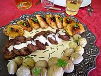 Image : recette Rognons aux châtaignes