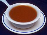 sauce pour desserts : Bol de sauce au caramel