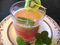thé aux fruits