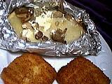 Recette Papillotes aux pommes de terre