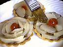 Tartelettes aux poires rapides - 5.2